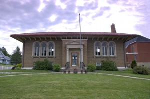 Public Library in Fennimore